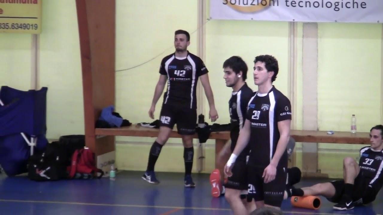 Serie A1M [Promozione 10^]: Oriago Padova - Albatro Siracusa 19-31