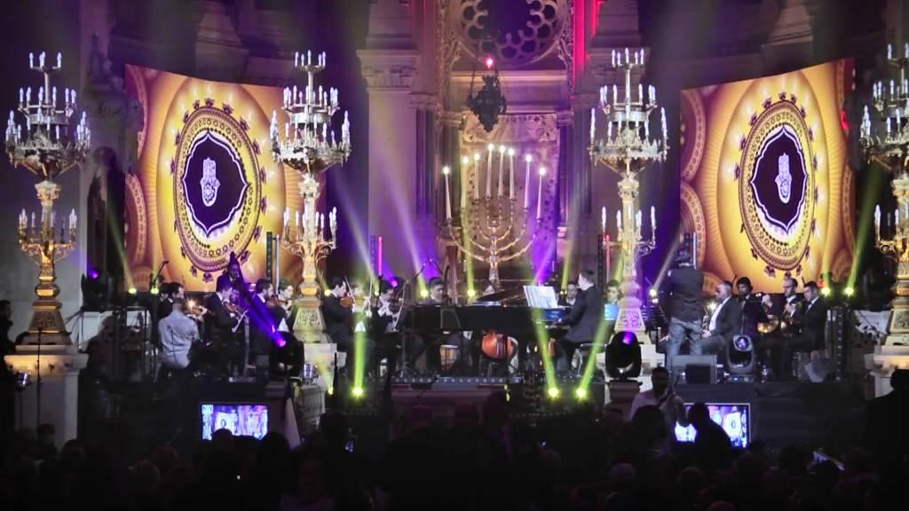 המופע המלא I מדליקים את האור בפריז Let There Be Light 2016 I Full Show