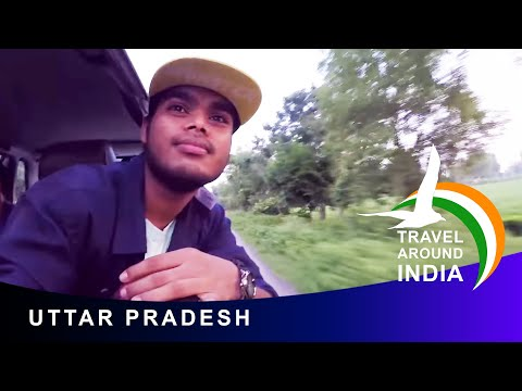 Uttar Pradesh, India TRAVEL VIDEO Diary (Trailer)