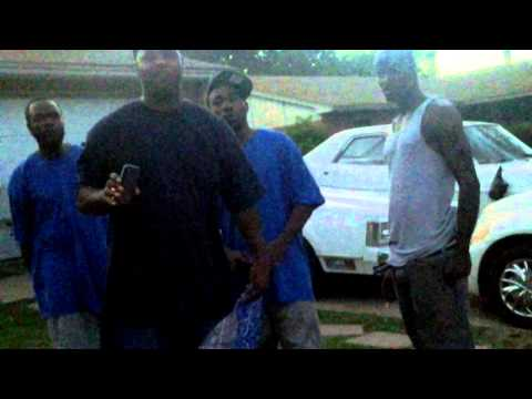 Gangsta Crips In Ft.Worth,Texas!!!