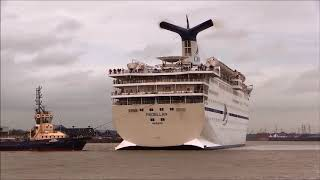 New MAGELLAN movie 24/10/2017, Thames Shipping by R.A.S.