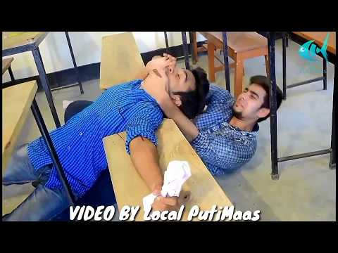 দেশী Students During Exam | Local Putimaas