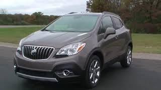 2012 Buick Encore Review