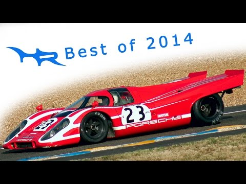The Absolute Best Car Sounds Of 2014 By HistoricRacingHD (48 FPS)