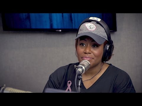Mandisa Opens Up about Dealing with Depression