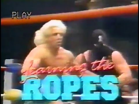Learning The Ropes 1988 tv pilot episode 80s Lyle Alzado Nicole Stoffman Ivan Koloff nwa wrestling