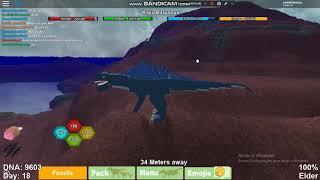 dinosaur simulator kaiju bary no kos D: [roblox kos buster ep#3]
