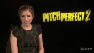 anna kendrick talks about working with snoop dogg
