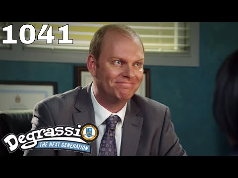 Degrassi: The Next Generation 1041 - Chasing Pavements, Pt. 1