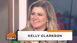 Kelly Clarkson Tells Hoda And Jenna About Her New Talk Show | TODAY