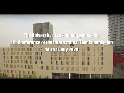 12th Conference of the International Test Commission: Luxembourg 2020