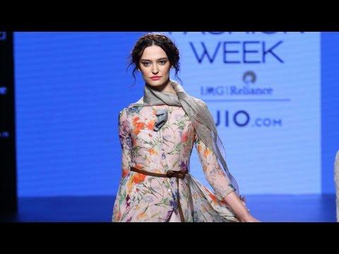 Anushree Reddy | Full Show | Lakme Fashion Week | Spring/Summer 2017