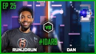 EP 25 | #IDARB | runJDrun vs Dan | Legends of Gaming