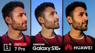 Download OnePlus 7 Pro vs Samsung S10 Plus vs Huawei P30 Pro Camera Test Comparison Mp3 and Videos