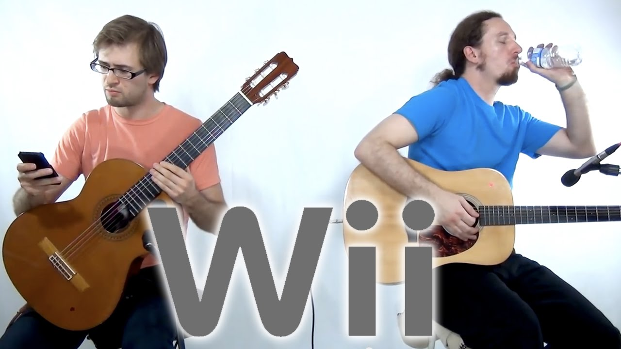 Wii - Mii Channel - Super Guitar Bros Chords - Chordify