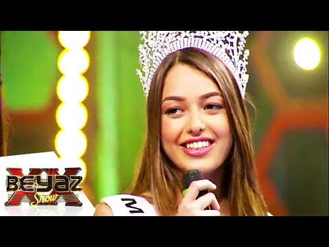 Miss Turkey 2014 Güzelleri Beyaz Show'da - Beyaz Show