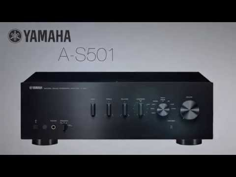 yamaha a s501 pr sentation officielle cobrason youtube. Black Bedroom Furniture Sets. Home Design Ideas