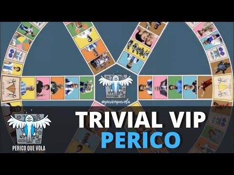 PERICO QUE VOLA - Trivial VIP   #PQV