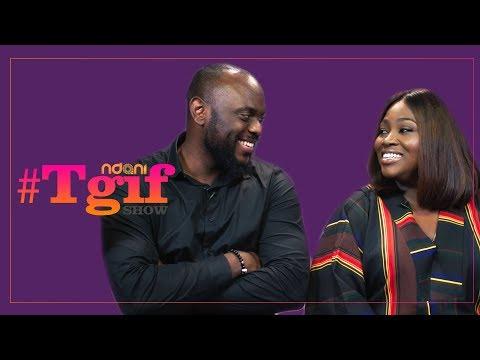 The NdaniTGIFShow : Ayoola Ayolola & Abimbola Craig