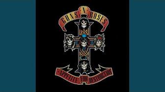 Guns N' Roses - Appetite For Destruction (1987) Full Album