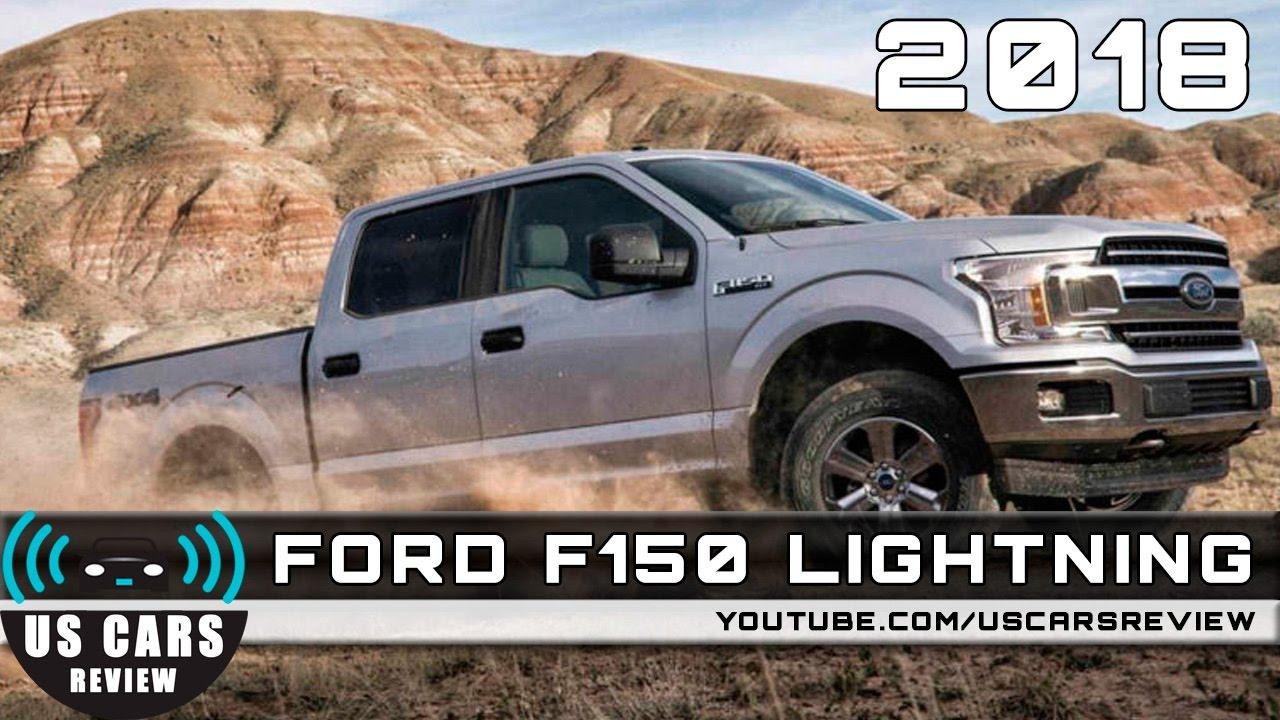 2018 ford f150 lightning