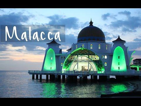 VLOG MALAISIE # 2  Malacca / Melaka
