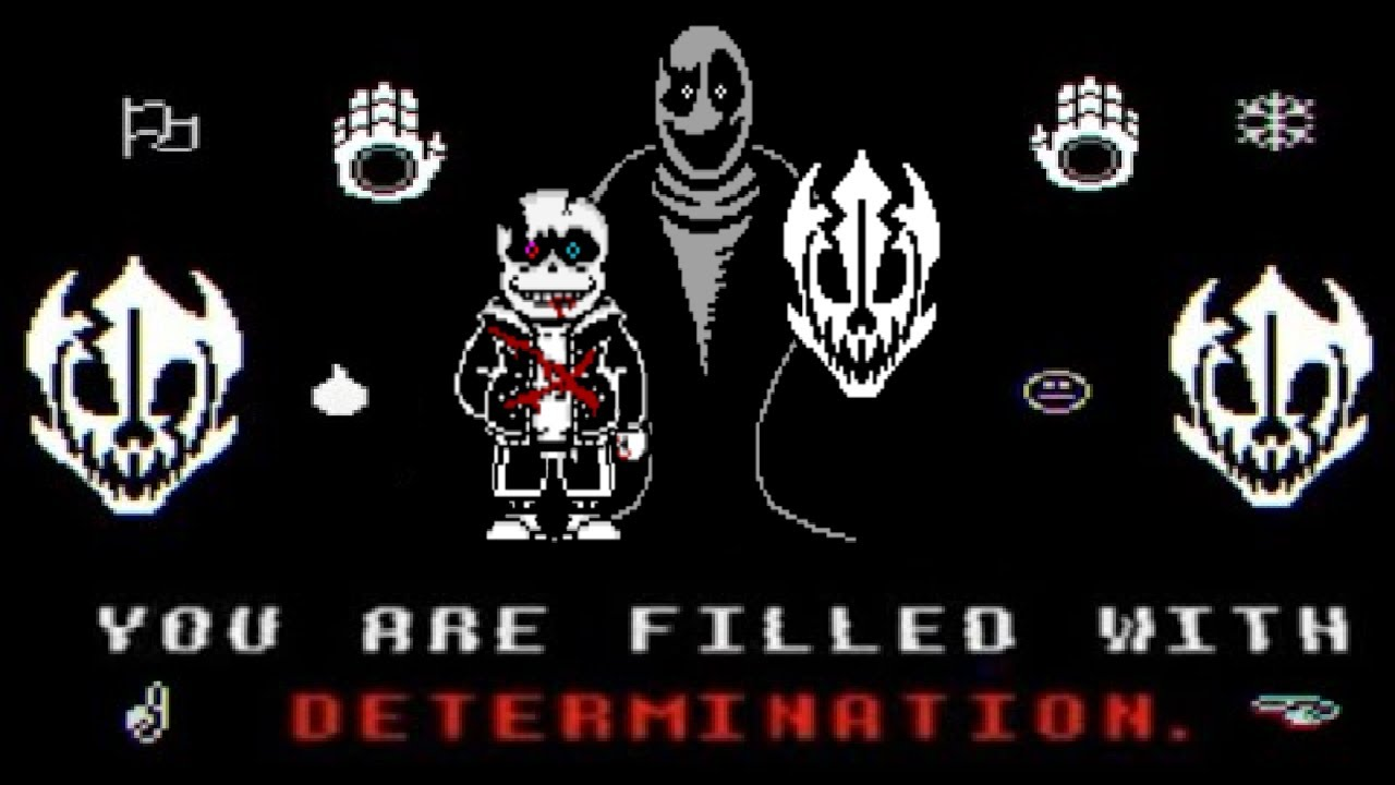 Undertale Last breath Phase 4 Completed [UNOFFICIAL] | Undertale FanGame | Thanos Sans