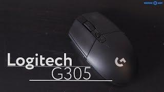 Обзор мышки Logitech G305 в 4к