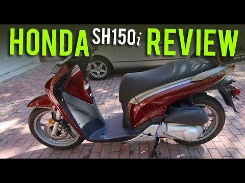 Honda SH150i or Honda Elite 110?