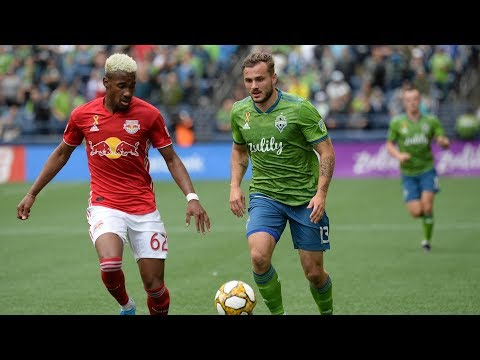 Seattle Sounders - Sounders Jump Up West Table with 4-2 Win