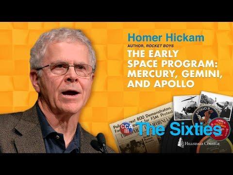The Early Space Program: Mercury, Gemini, And Apollo