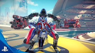 RIGS Mechanized Combat League - Single Player Video | PS VR