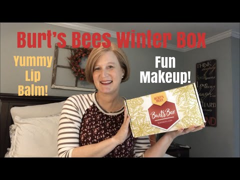 Burt's Bees Limited Edition Winter Box /...