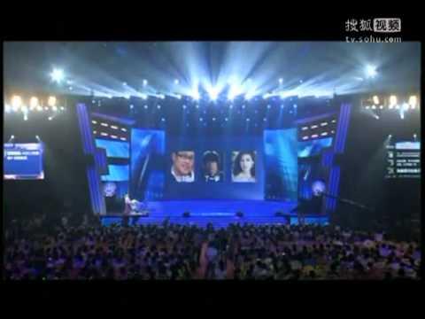 แพนเค้กคว้ารางวัลงาน Huading Award ที่จีน