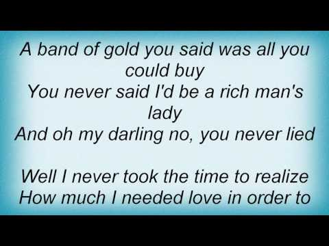 Stevie Nicks - Rose Garden Lyrics