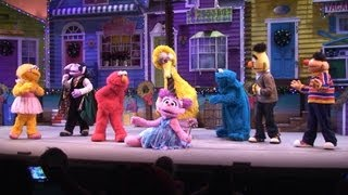 A Sesame Street Christmas Full Show, SeaWorld - With Elmo, Abb…