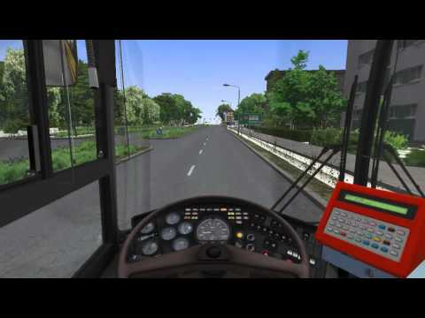 OMSI2 BYTOM REWORK VER.1 ROUTE 750 WITH CITYBUS O405 |