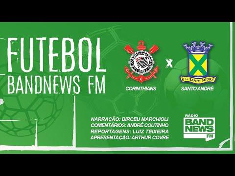 Corinthians x Santo André - Campeonato Paulista - 26/02/2020