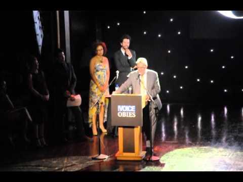 Larry Pine Acceptance Speech, 2014 OBIE Award Winner