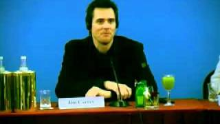 YES MAN - Jim Carrey Zooey Deschanel Peyton Reed PRESS CONFERENCE Conferenza Stampa 4 (audio Eng)