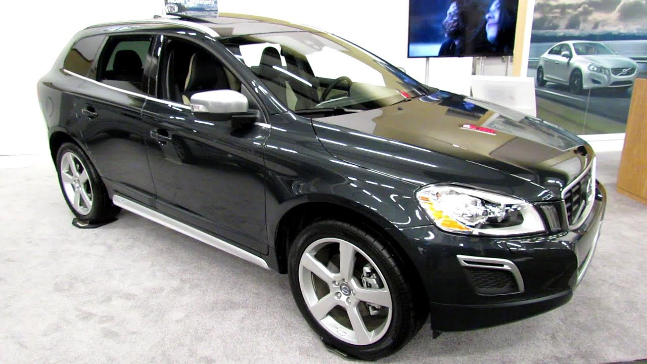 2013 Volvo Xc60 T6 Awd R Design Exterior And Interior