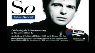 Watch Peter Gabriel That Voice Again video