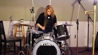 Simone Tisshaw-Baril, a drummer supreme - DNTO