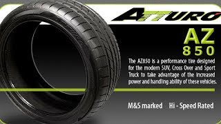 Atturo AZ850 Performance Tire Review...