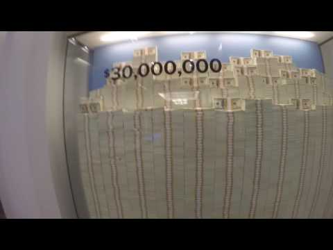 Ever wonder what 30 million dollars looks like