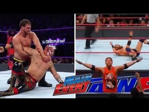 WWE Main Event Highlights 5/5/17 – WWE...