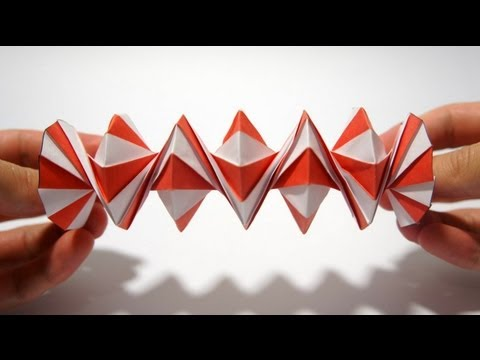 Origami Spring into Action (Jeff Beynon)