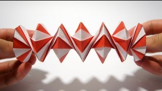 Repeat youtube video Origami Spring into Action (Jeff Beynon)