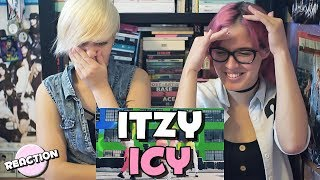 Download lagu ITZY ICY MV REACTION