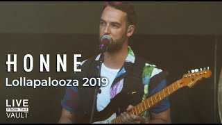 HONNE - Lollapalooza 2019 [Live From The Vault]